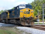 CSXT 5110