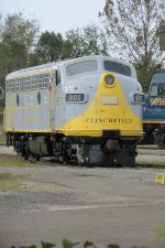 Clinchfield 800