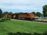 BNSF 7245 and 7304