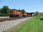 BNSF 7559 and 7641