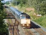 VIA 6415 on train 675