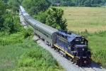 WV Rails/Potomac Eagle Excursion w/B&O 722