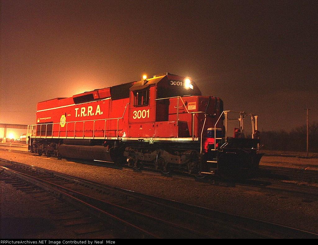TRRA 3001