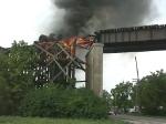 Abandoned Illinois Terminal Railroad (Mckinley Bridge) Highline