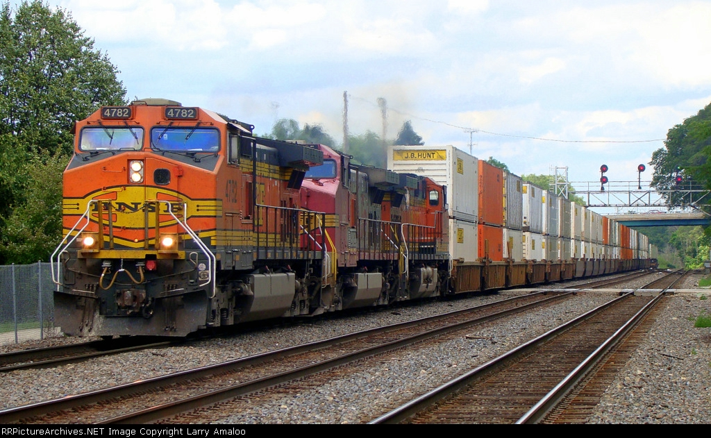 BNSF 4782