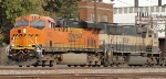 BNSF 6435 and 9706