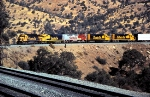 ATSF 4032/5254/91 two unidentified SD-40s