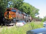 100630002 Day One: Eastbound BNSF C-WTMSUH0-02 Coal Train Derailment