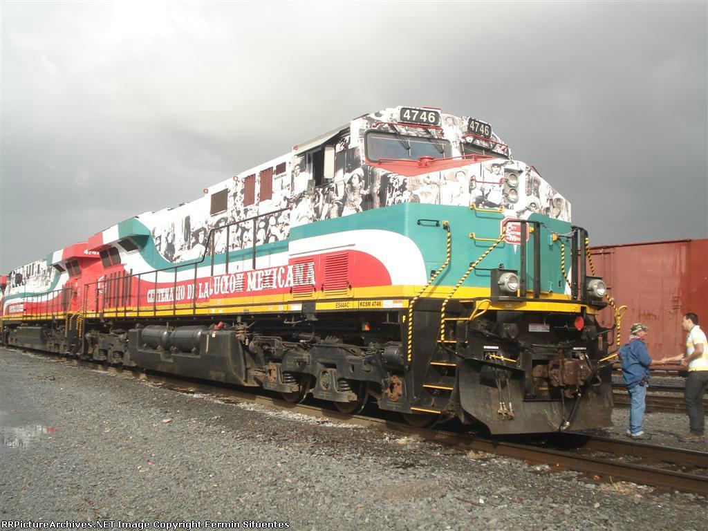 """KCSM 4746 """"Centennial"""""""
