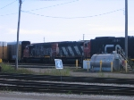 Oakville Yard. 2 groups of GP40-2's switching the Yard. That's 3000 HP each! Why so much power?