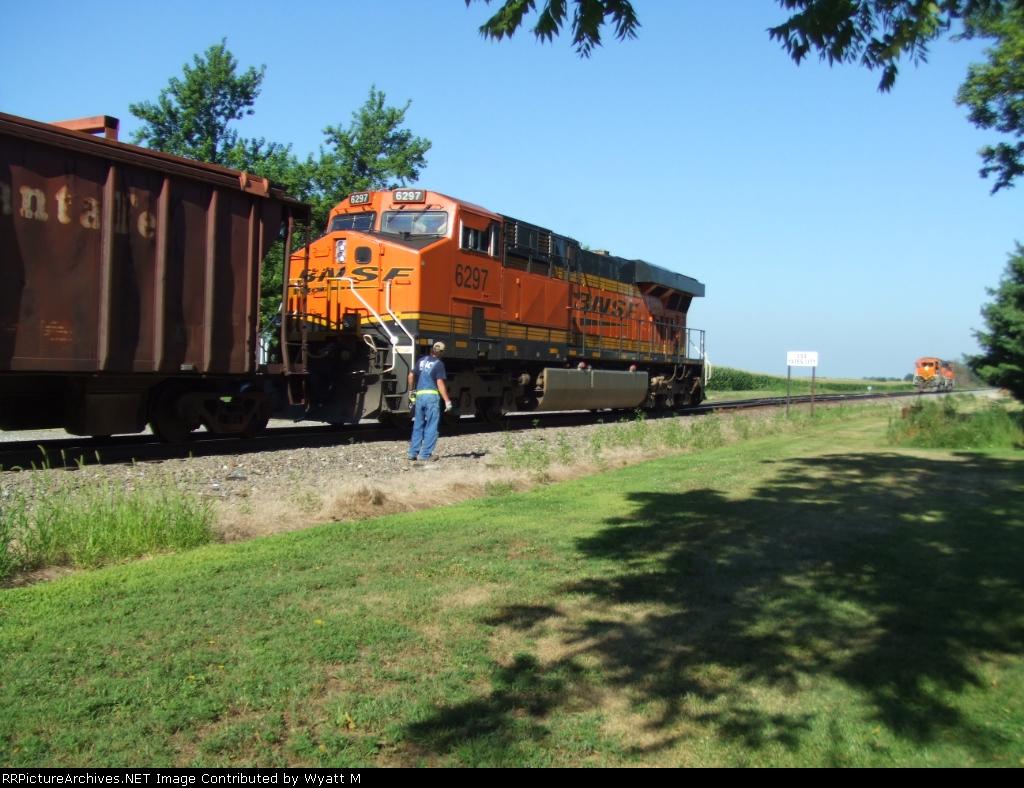 BNSF 6297