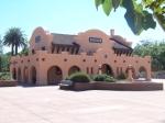 the beautiful ex-SP depot at Davis