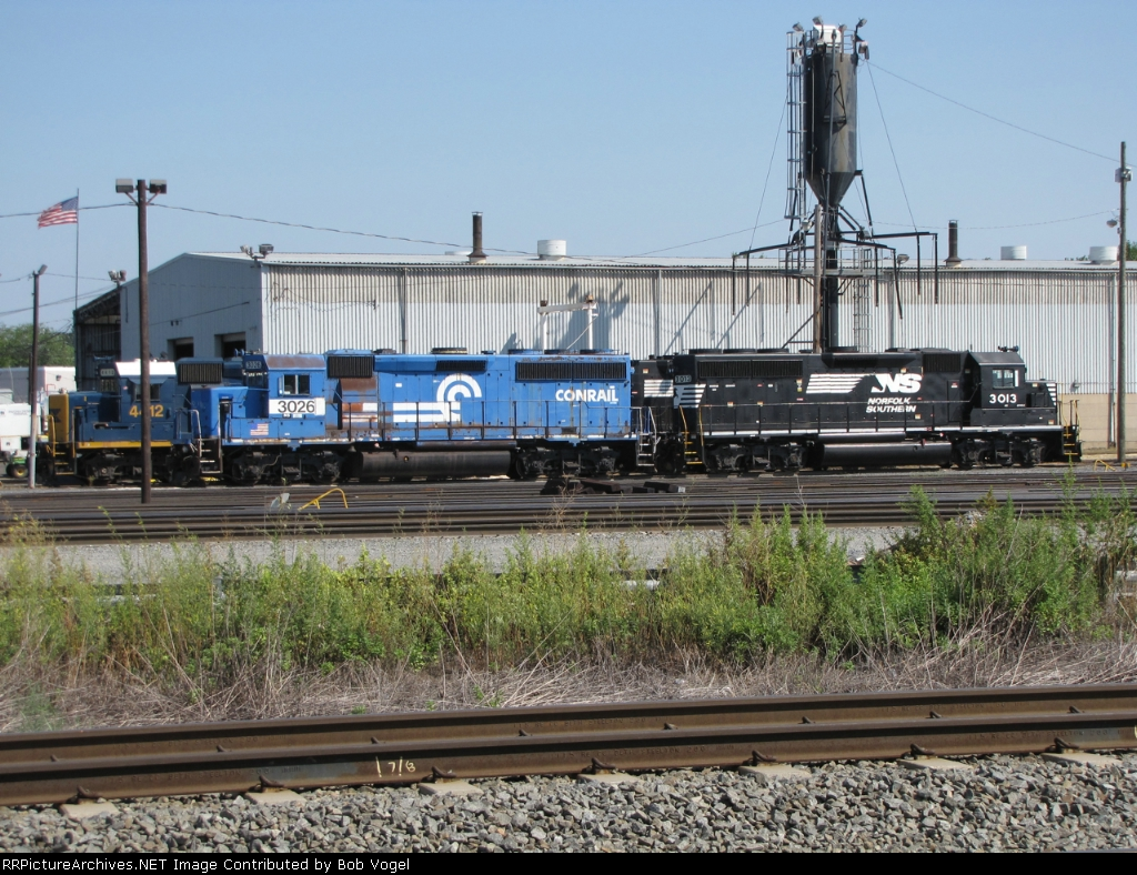 NS 3026 and 3013