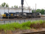 CSX 4412 and NS 9374 and 8788