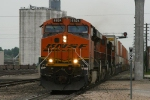 BNSF &quot;C4&quot; on the point
