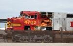 BNSF 4702