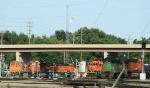 BNSF 2820