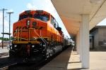 RailPAC train
