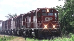 CP 422 led by CP 6615 (ex SOO)