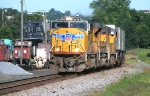 NS 212 With All-Union Pacific Power @ 0826 hrs