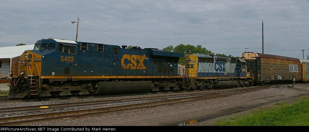 CSX 5403 South