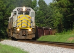 NS 67G with KCS power-Alabama Division: Columbus District