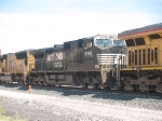 NS 9790 #2 power in an EB doublestack at 10:51am
