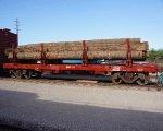 SFW 511 Log Car