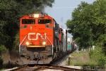 CN SD70M-2 8014