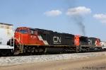 CN C40-8 2103