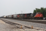 CN 8888, northbound CN train A43171-03