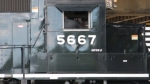 NS 5667 closeup