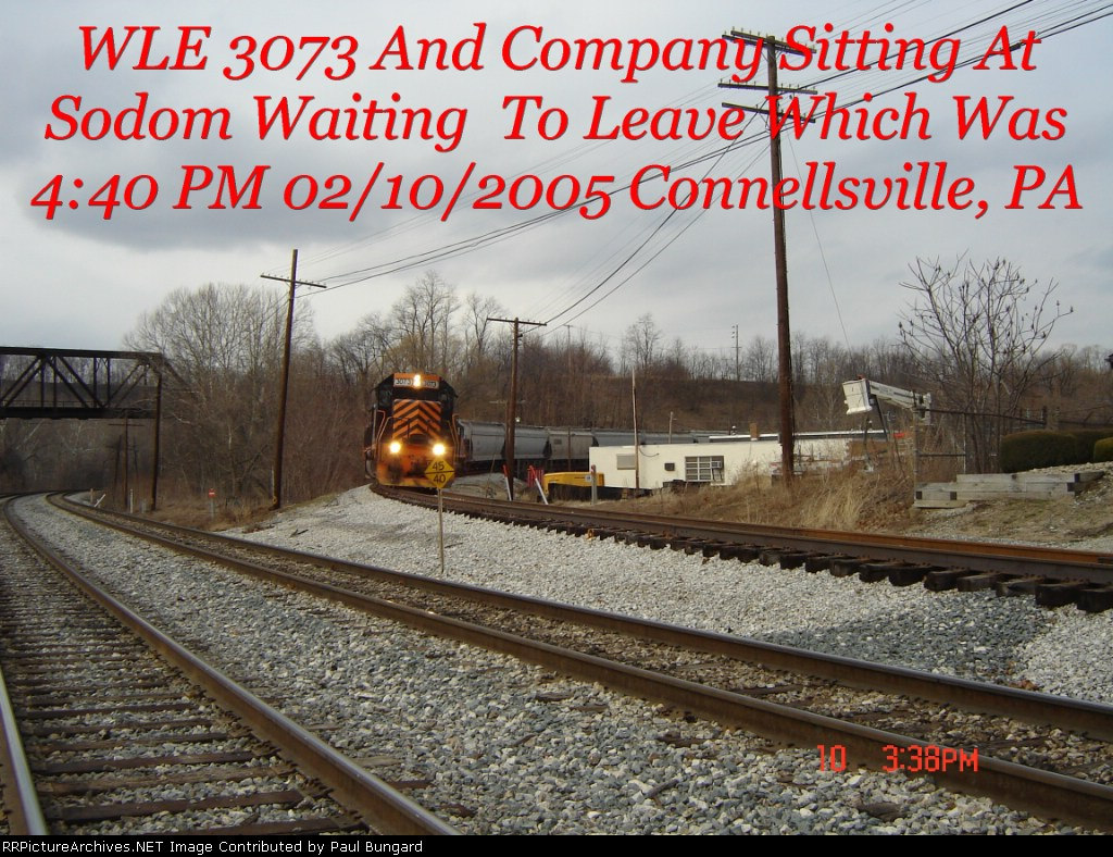 WLE 3073  WLE 3048  WLE 3049  02/10/2005