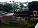 WE 107  GP35   07/15/2006