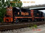 WE 105  GP35  07/15/2006