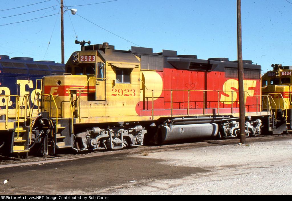 ATSF 2923