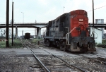 SP Alco RS11 #2900 working in Houston
