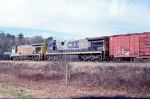CSX local switching for CIRR