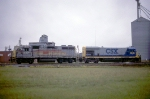 CSX Yard power