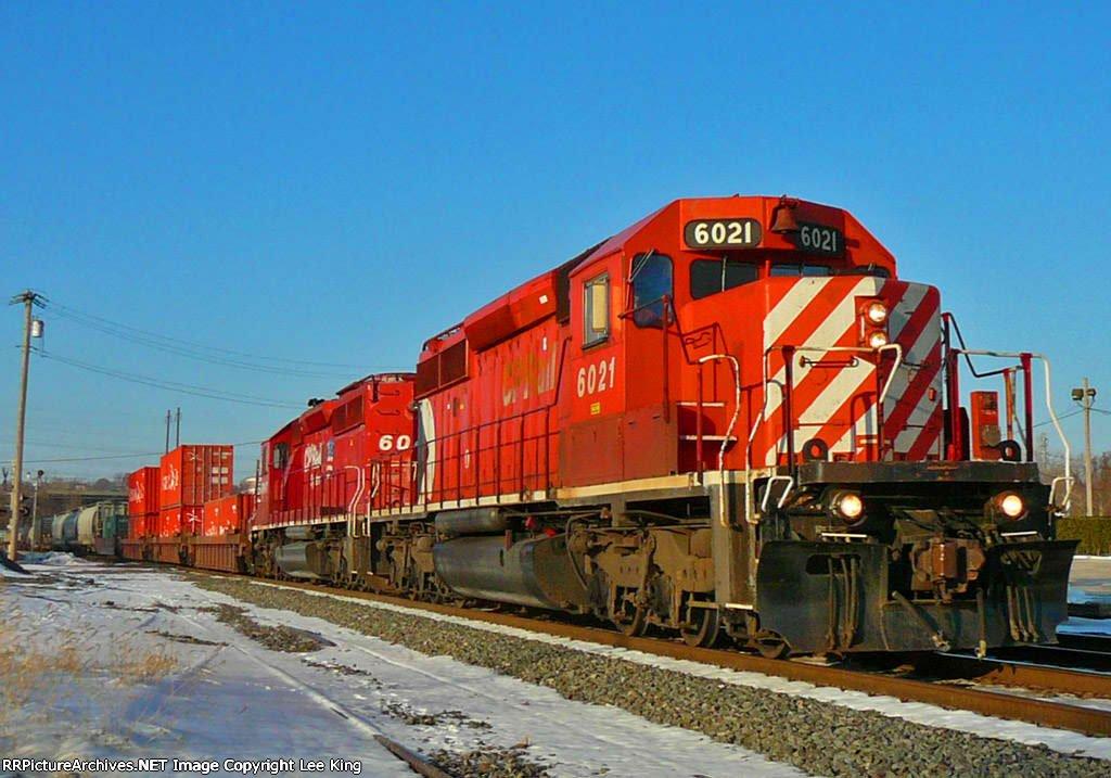 CP 6021 D&H 164-28 / NS 30J