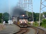 NS 9299 20E through the signals