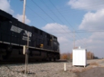 NS at Lewis center, OH