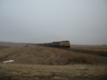 UP 6435 eastbound UP loaded coal train