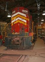 GBW 2407 in the Diesel Shops