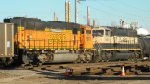 BNSF 9975 & BNSF 9437 Helps DPU a Coal drag though Cherokee Yard