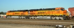 BNSF 7329 is looking clean