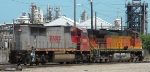 BNSF 8299 Going to the House