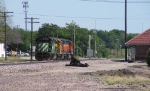 Okmulgee yard loco