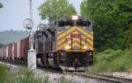 KCS 4029 My 1st KCS sd70ace