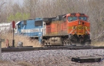 BNSF 5157 Comeing of the Westside lead